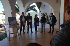 """""""Anaid, més que un conte"""" se ha presentado esta mañana en el ayuntamiento de Sant Josep"""