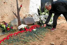 Formentera recuerda a los cinco asesinados por los franquistas durante la Guerra Civil