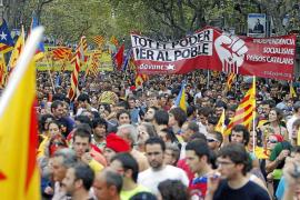 Artur Mas asegura que «la transición nacional catalana se está haciendo»