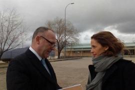 Los abogados que llevan el caso de los presos a la ONU visitan a Junqueras, Sànchez y Cuixart