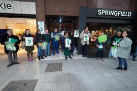Protesta de la PAH Eivissa