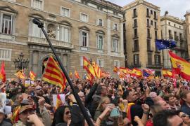 Tabarnia reúne a 15.000 personas en Barcelona