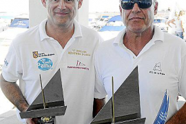 Entrega de trofeos de la XV edición de la Diada de Mallorca de Vela Latina