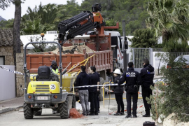 Fallece un hombre en un accidente laboral en Sant Josep