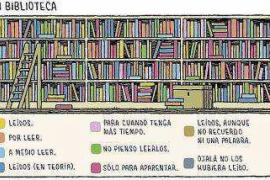 Un problema llamado bibliofilia