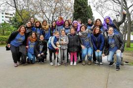 El 45,65% del alumnado de los centros educativos públicos de las Pitiusas hizo huelga
