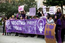 Más de 200 participantes para una huelga fuera de convencionalismos