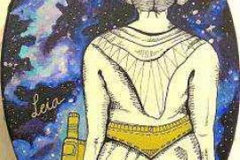 Arte feminista de Susana Pérez para el Far de Ses Coves Blanques