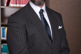 El abogado madrileño Enrique Molina