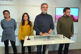 """La CUP sigue viendo """"carencias importantes"""" en el acuerdo JxCat-ERC"""