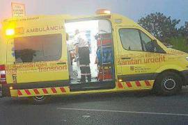 Un niño de 8 años permanece hospitalizado tras ser atropellado en Sant Josep