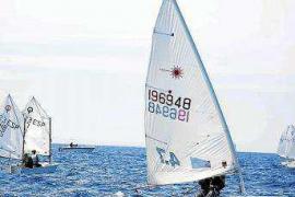Arranca el Campeonato de Balears de Laser 4.7 y 29er con 75 embarcaciones