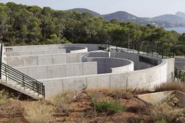 El Govern aún no sabe si tendrá dinero para las depuradoras de Cala Tarida y Sant Josep