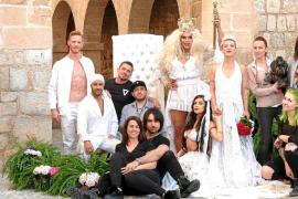 Cinco miembros del colectivo LGTB protagonizan la imagen oficial de la cuarta edición del Ibiza Gay Pride