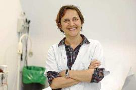 Consuelo Corrionero: «Acompañar a mis pacientes hasta el final es una de las cosas más bonitas de mi trabajo»
