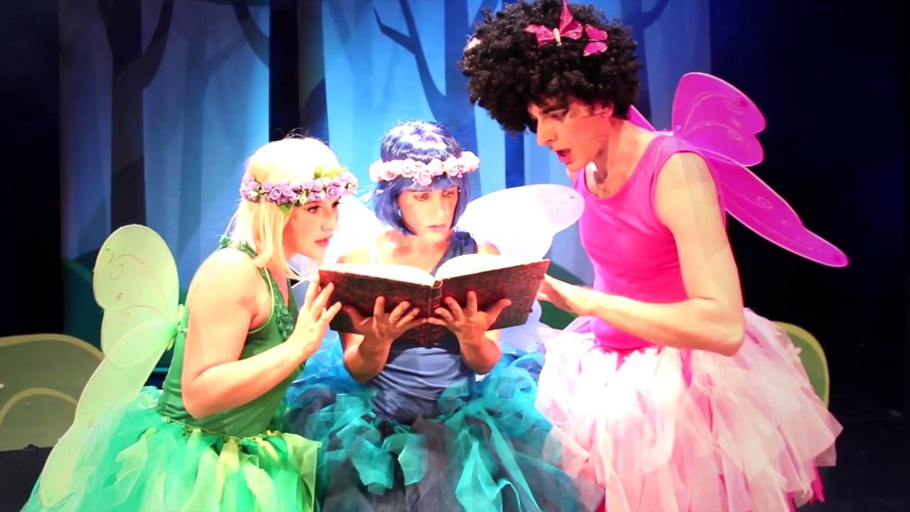 'La loca historia de la Bella Durmiente', un musical rock en el Auditórium para reír en familia