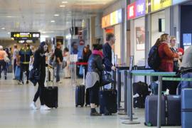 El aeropuerto de Ibiza registra en febrero un 19,7% más de pasajeros
