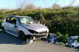 EPIC denuncia el abandono de coches en Sant Jordi