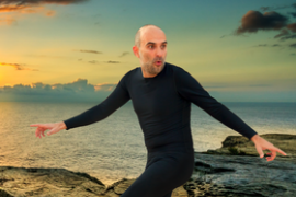 Joan Miquel Oliver y Sebastià Alzamora presentan 'Ni canten ni espanten' en el Teatre Principal