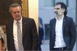 Fiscalía se muestra contraria a que Forn y Cuixart sean excarcelados