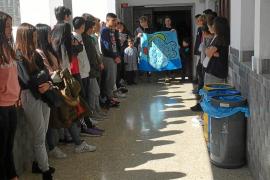 Sentido homenaje al pequeño Gabriel en el colegio Santísima Trinidad