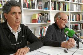 La plataforma Basta Ya recoge 500 firmas en Ibiza reivindicando unas pensiones dignas