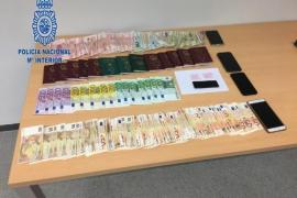Cinco detenidos en Ibiza en un golpe policial contra el tráfico de personas