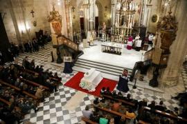 """El obispo de Almería lamenta la """"muerte sin sentido"""" de Gabriel, """"un niño alegre que nos tenía cautivados"""""""