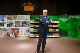 Mercadona aumenta sus ventas un 6% en 2017 y reduce su beneficio a la mitad