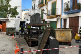 Valoriza inicia la renovación de los contenedores soterrados del barrio de la Marina