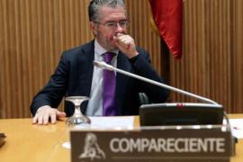 Granados defiende en el Congreso que «jamás» ha visto «un solo euro de dinero negro» en el PP de Madrid