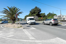 El Consell atribuye el retraso de la rotonda de ses Païsses a las deficiencias del proyecto