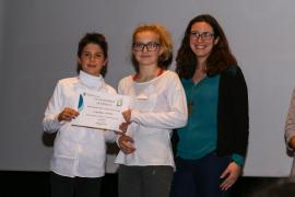 El colegio L'Urgell gana el concurso Sant Josep Net