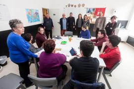 El Centro de Día de Santa Eulària, un reto necesario cumplido por muchas familias