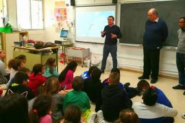 Amigos del Pueblo Saharaui de Ibiza informa sobre el programa 'Vacances en Pau' en centros de Santa Eulària