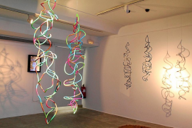 Sa Nostra Sala acoge la muestra 'Transmutación' del artista visual Javierens