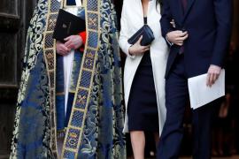 La Reina da su consentimiento formal a la boda del príncipe Enrique y Meghan