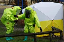 Reino Unido, Francia, Alemania y EEUU culpan a Rusia por el envenenamiento en Londres