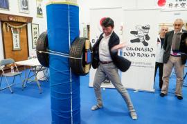 El emisario del karate tradicional
