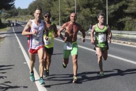 Más de 300 personas correrán de Ibiza a Santa Eulària en la Passeig a Passeig