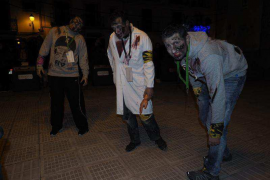 Noche de zombies en Vila