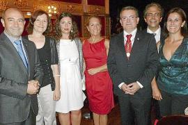 Celebración de la Diada de Mallorca y entrega de premios en el Teatre Principal
