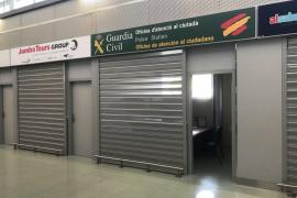 La Guardia Civil abre una nueva oficina de atención ciudadana en el aeropuerto de Ibiza