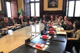 El Parlament de Cataluña tramita la ley para una investidura a distancia