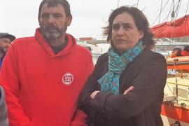 La ONG Proactiva Open Arms cree que retener su barco persigue eliminar a las ONG del Mediterráneo