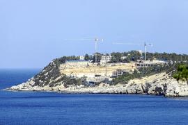 El nuevo hotel de lujo de Xarraca no incrementará el impacto visual en la zona