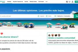 Balears multa con 300.000 euros a TripAdvisor por publicitar viviendas turísticas ilegales