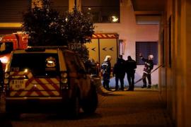 Dos niños mueren en un incendio en Getafe y poco después su padre fallece arrollado por un tren