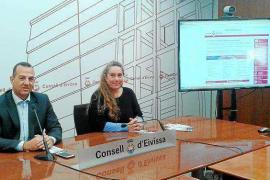 La nueva sede electrónica del Consell d'Eivissa podrá resolver 500 trámites cada año