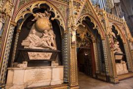 Stephen Hawking se unirá a Newton y Darwin en la Abadía de Westminster